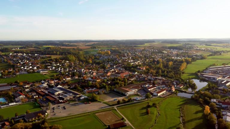 Luftbild Arnsdorf